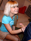 Blonde Teen Hottie Loses Anal Virginity With Builder - Picture 8