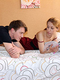 Handsome Fellow Stuffs Virgin Ass Of His Gf By Fat Dick - Picture 2